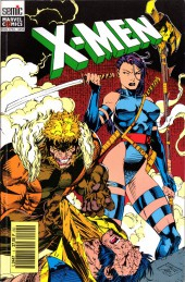 Couverture de X-Men (Semic) -4- X-Men 4