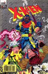 Couverture de X-Men (Semic) -5- X-Men 5