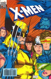 Couverture de X-Men (Semic) -6- X-Men 6