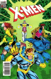 Couverture de X-Men (Semic) -7- X-Men 7