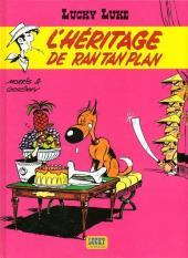 Lucky Luke -41b00a- L'héritage de Rantanplan