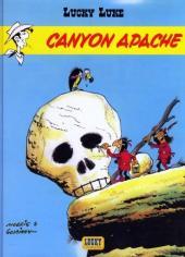Lucky Luke -37b00- Canyon Apache