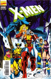 Couverture de X-Men (Semic) -9- X-Men 9