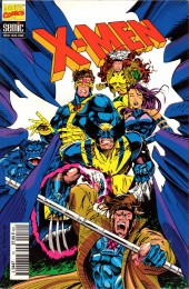 Couverture de X-Men (Semic) -10- X-Men 10
