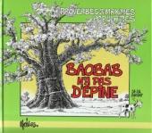 Baobab n'a pas d'épine