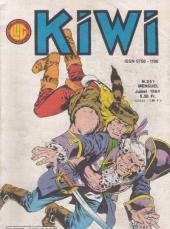 Kiwi -351- Règlement de compte !