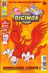 Digimon (en comics) -4- Birdramon arrive !