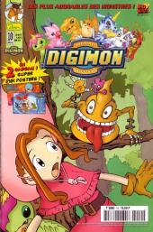 Digimon (en comics) -10- Les plus adorables des monstres !