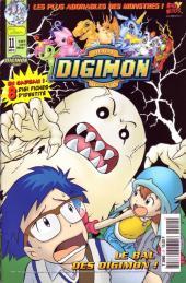 Digimon (en comics) -11- Le bal des Digimon !