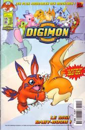 Digimon (Comics) -12- Le Digi Baby-boom !