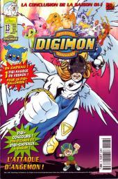 Digimon (Comics) -13- L'attaque d'Angemon !