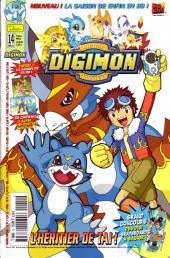 Digimon (Comics) -14- L'héritier de Tai !