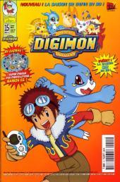 Digimon (Comics) -15- Nouveau ! La saison 02 enfin en BD !