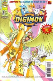 Digimon (Comics) -16- Inédit ! La saison 02 en BD !