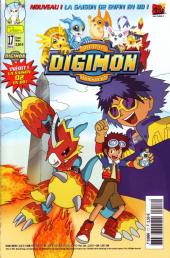 Digimon (en comics) -17- Inédit ! La saison 02 en BD !