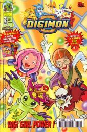 Digimon (Comics) -19- Digi girl power !