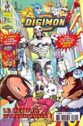 Digimon (en comics) -20- Le retour d'Andromon !