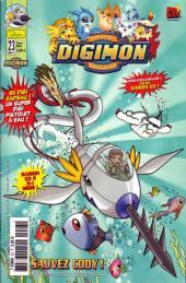 Digimon (en comics) -23- Sauvez Cody !