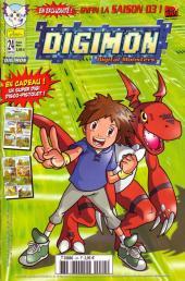 Digimon (en comics) -24- Enfin la saison 03 !