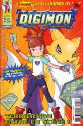 Digimon (Comics) -25- Terriermon entre en scène !