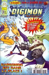 Digimon (Comics) -26- Gargomon est dans la place !