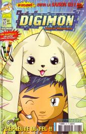 Digimon (en comics) -27- L'épreuve du feu !!