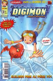 Digimon (en comics) -30- Guilmon pris au piège ?!?!