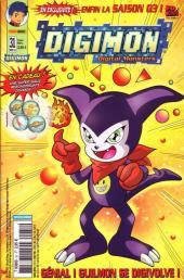 Digimon (Comics) -31- Génial ! Guilmon se digivolve !