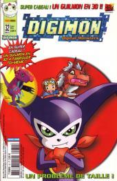 Digimon (en comics) -32- Un problème de taille !
