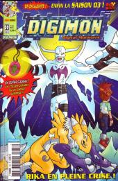 Digimon (Comics) -33- Rika en pleine crise !