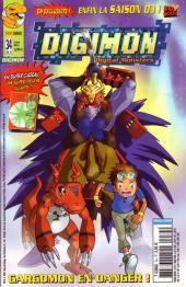 Digimon (en comics) -34- Gargomon en danger !