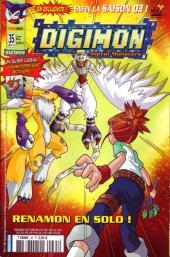 Digimon (Comics) -35- Renamon en solo !