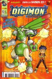Digimon (en comics) -41- Wouah un cadeau surprise !!!