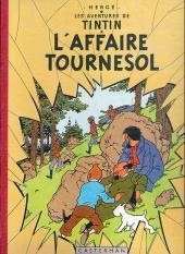 Tintin (Historique) -18B23bis- L'affaire Tournesol