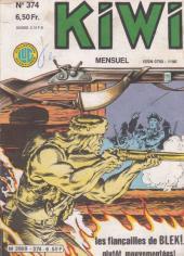 Kiwi -374- Les fiancailles de Blek