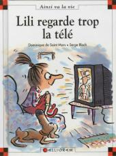 Ainsi va la vie (Bloch) -46- Lili regarde trop la télé