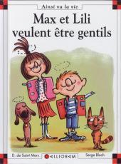Ainsi va la vie (Bloch) -98- Max et Lili veulent être gentils