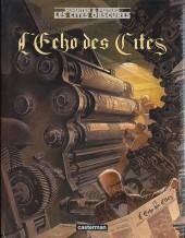 Les cités obscures -H06a- L'Echo des Cités