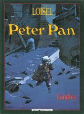Peter Pan (Loisel) -1a94- Londres