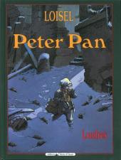 Peter Pan (Loisel) -1b10- Londres