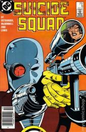 Suicide Squad (1987) -6- Hitting the fan