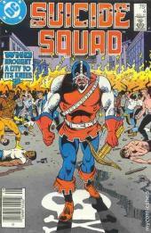 Suicide Squad (1987) -4- William Hell's overture