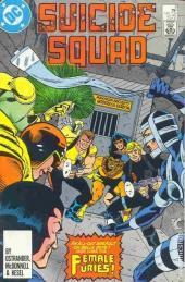 Suicide Squad (1987) -3- Jailbreak