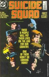 Suicide Squad (1987) -1- Trial by blood