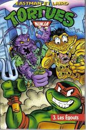 Tortues ninja (Comics USA - spécial USA)) -3- Les égouts