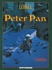 Peter Pan (Loisel) -1a99- Londres