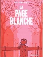La page blanche - La Page blanche