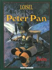 Peter Pan (Loisel) -6a2011- Destins