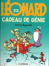 Léonard -22b2008- Cadeau de génie