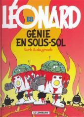 Léonard -18b- Génie en sous-sol